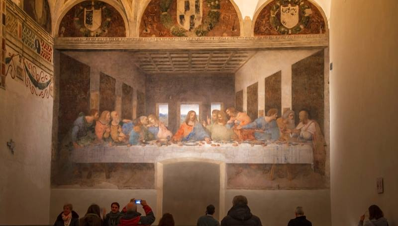 The-Last-Supper-Milan