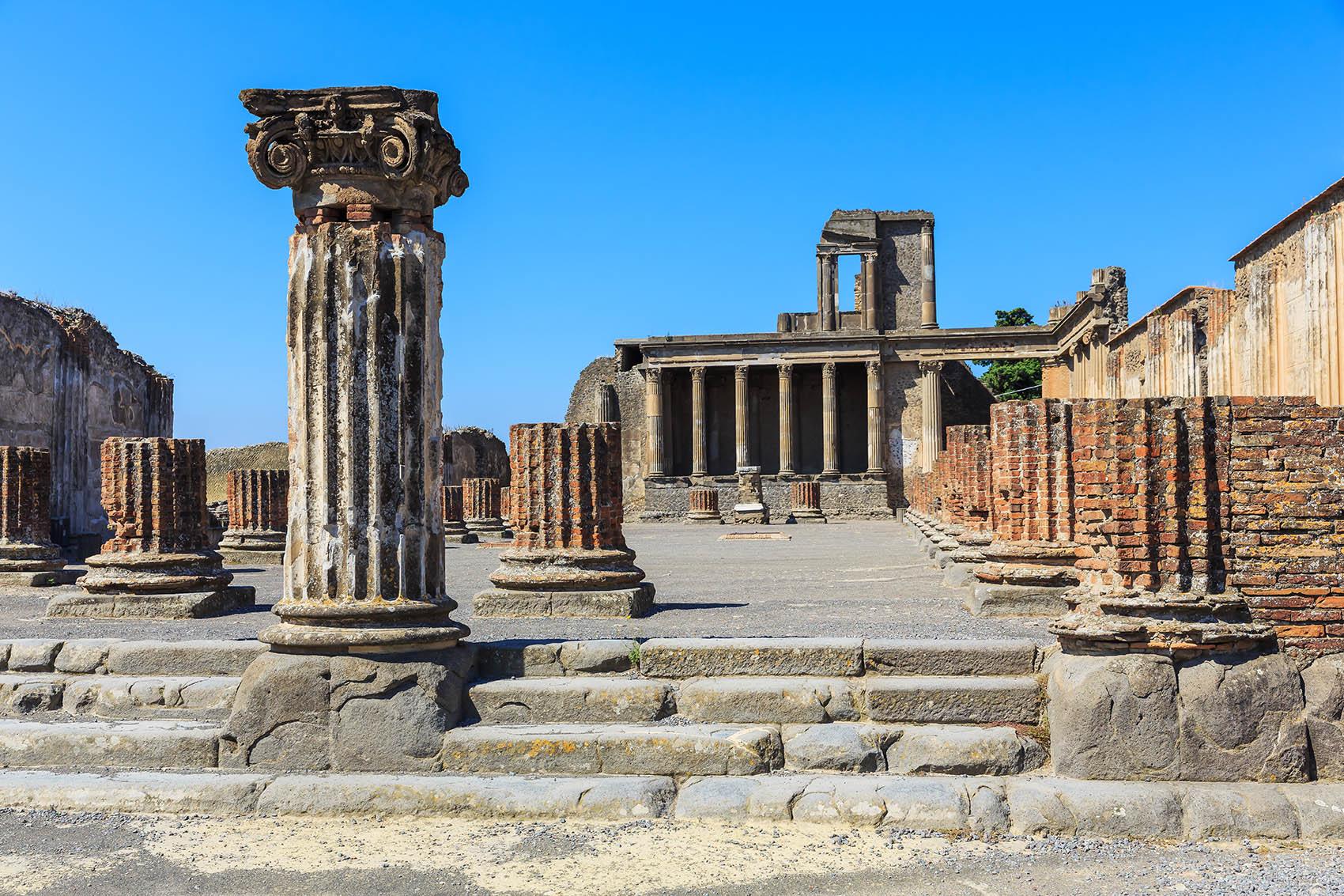 pompeii-rome