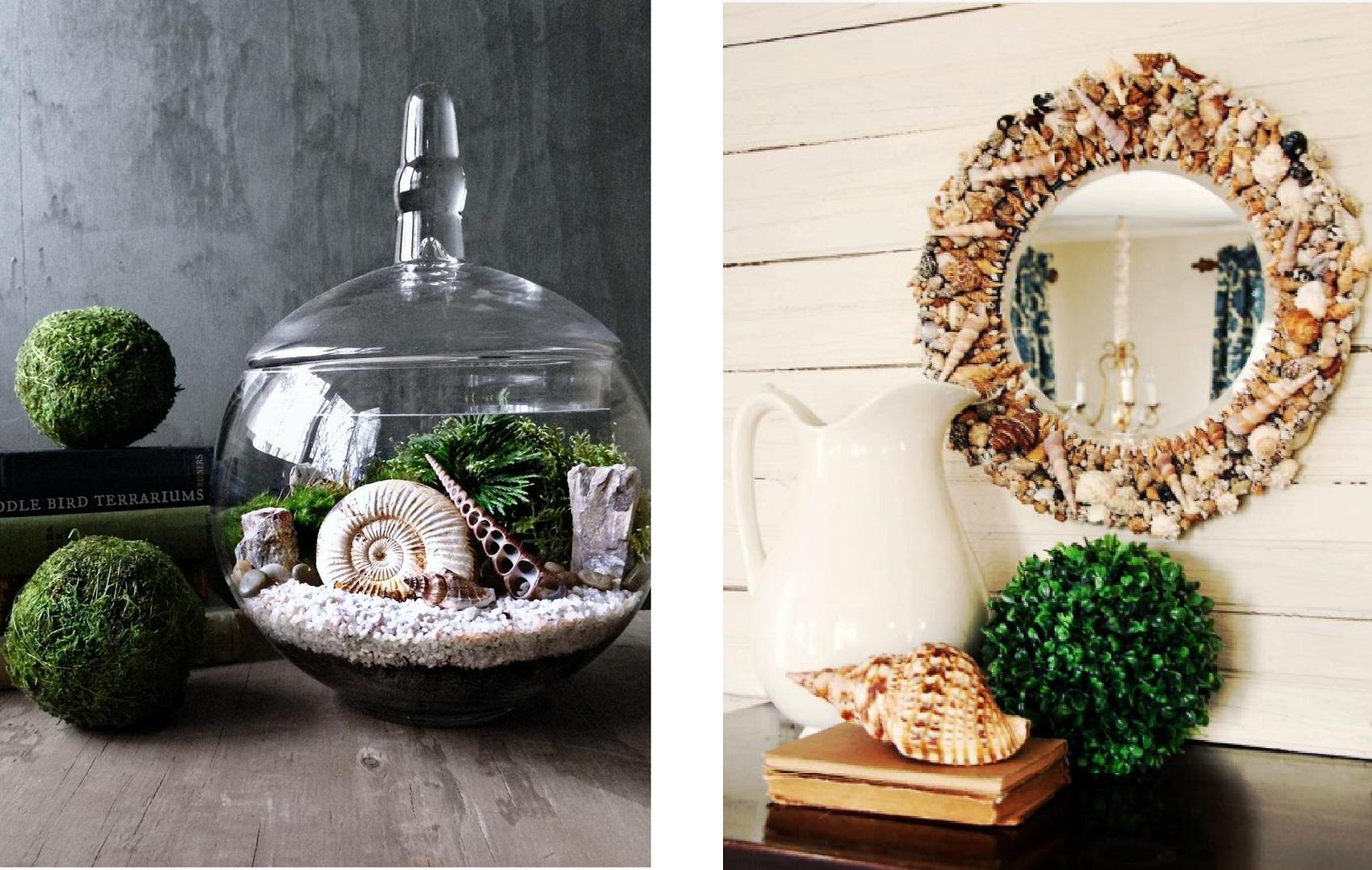 travel interiors shells