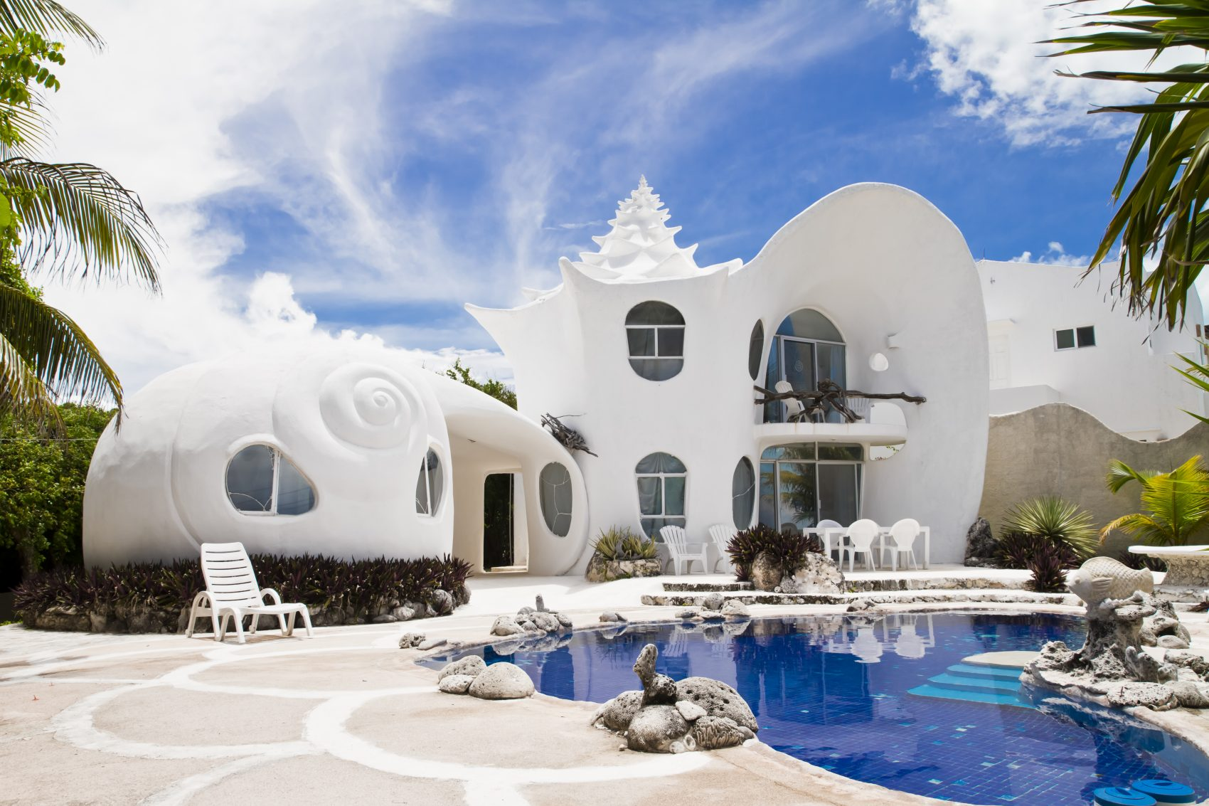 Airbnb top places to stay Mexico