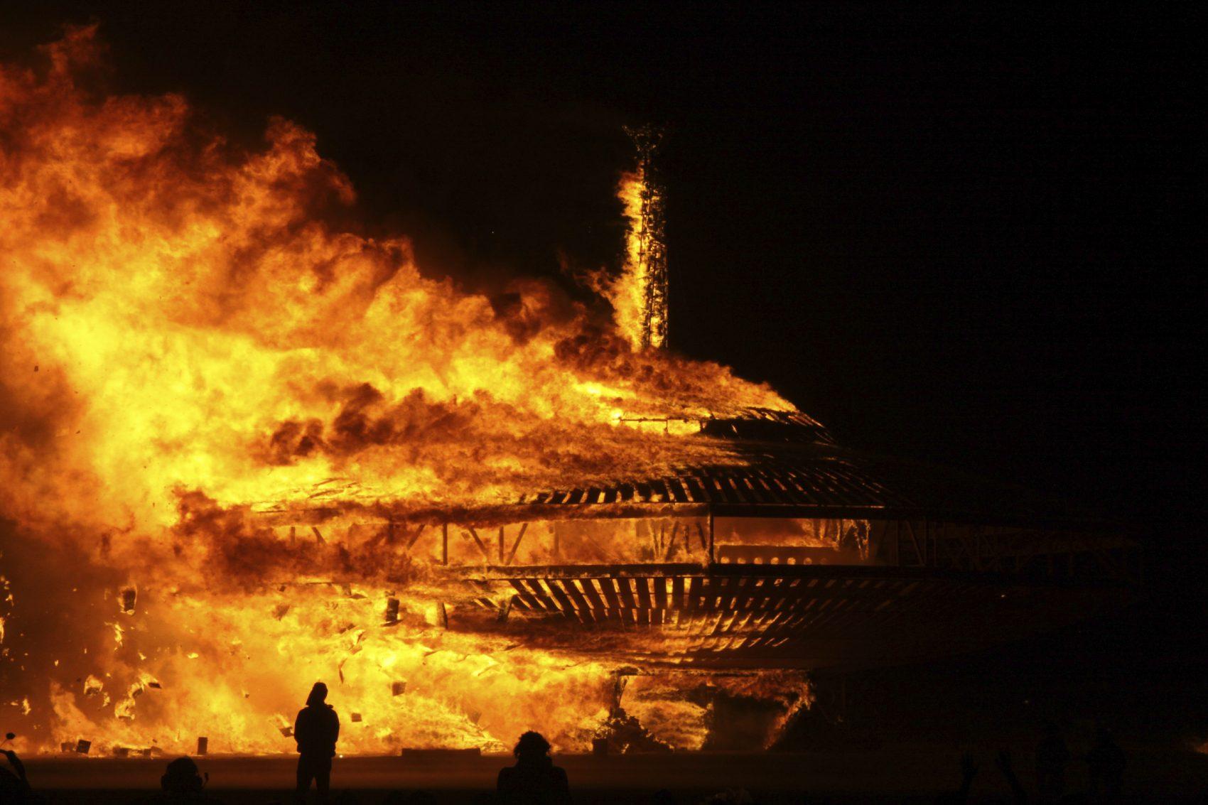 Burning Man travel