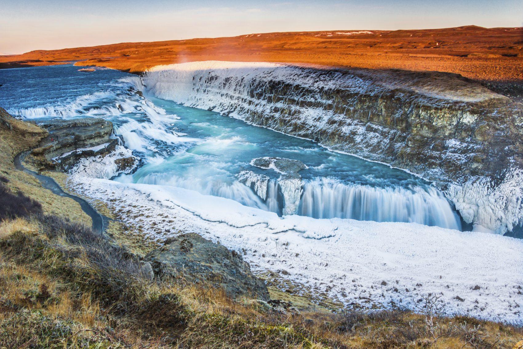 Amazing iceland shot