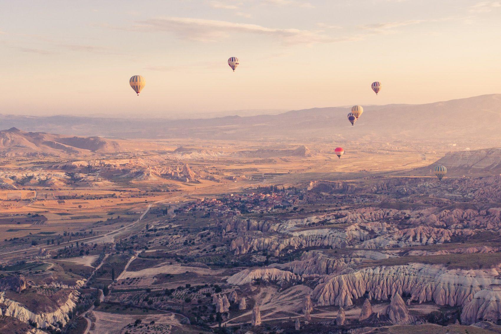 Lifechanging travel experiences