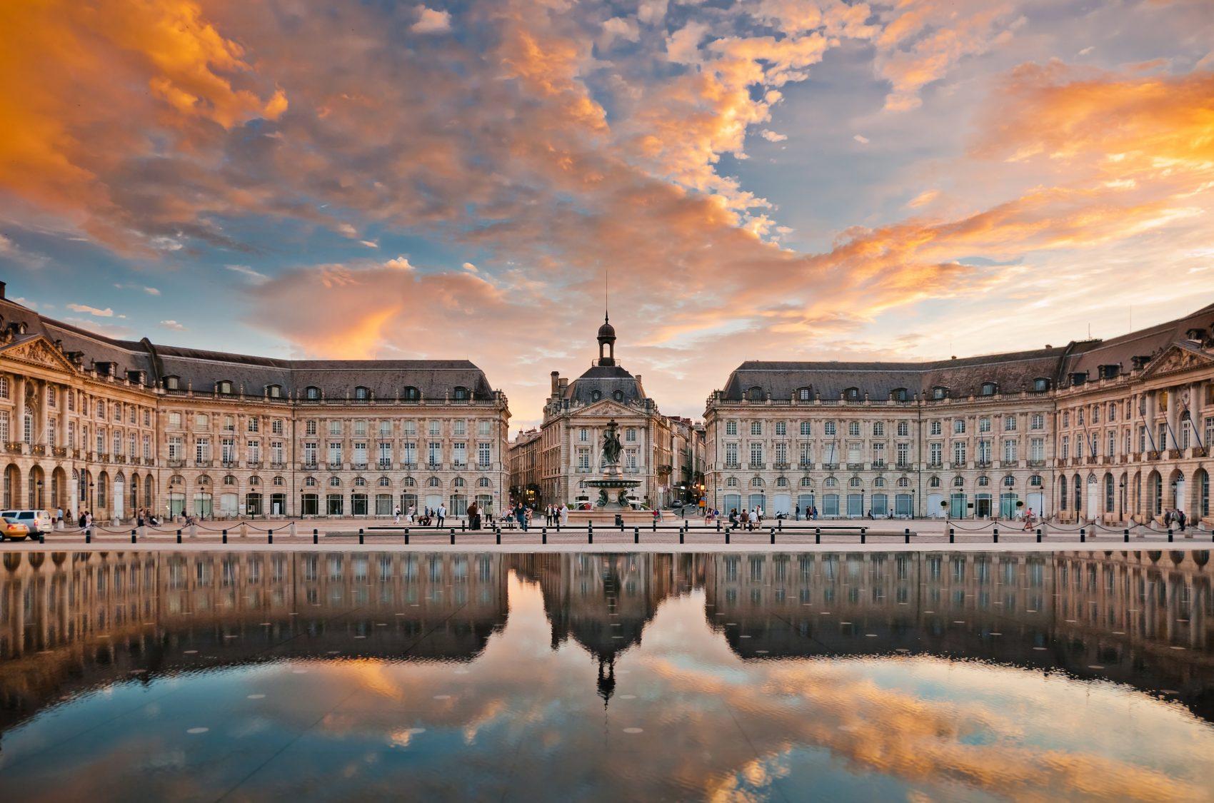 Bordeaux trip from Paris