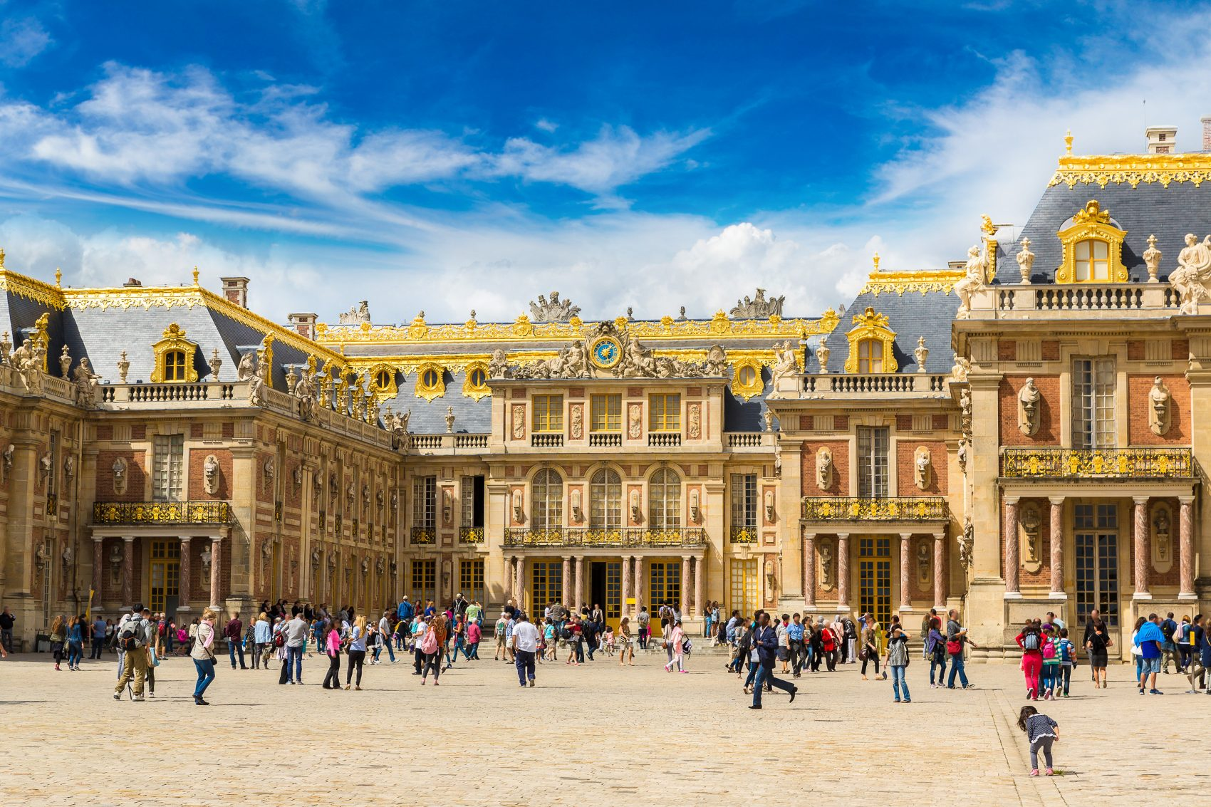 Versailles trips from Paris