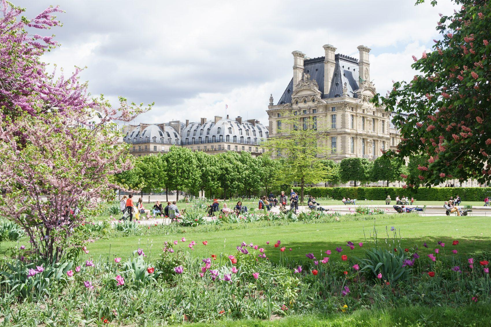 Paris' best parks