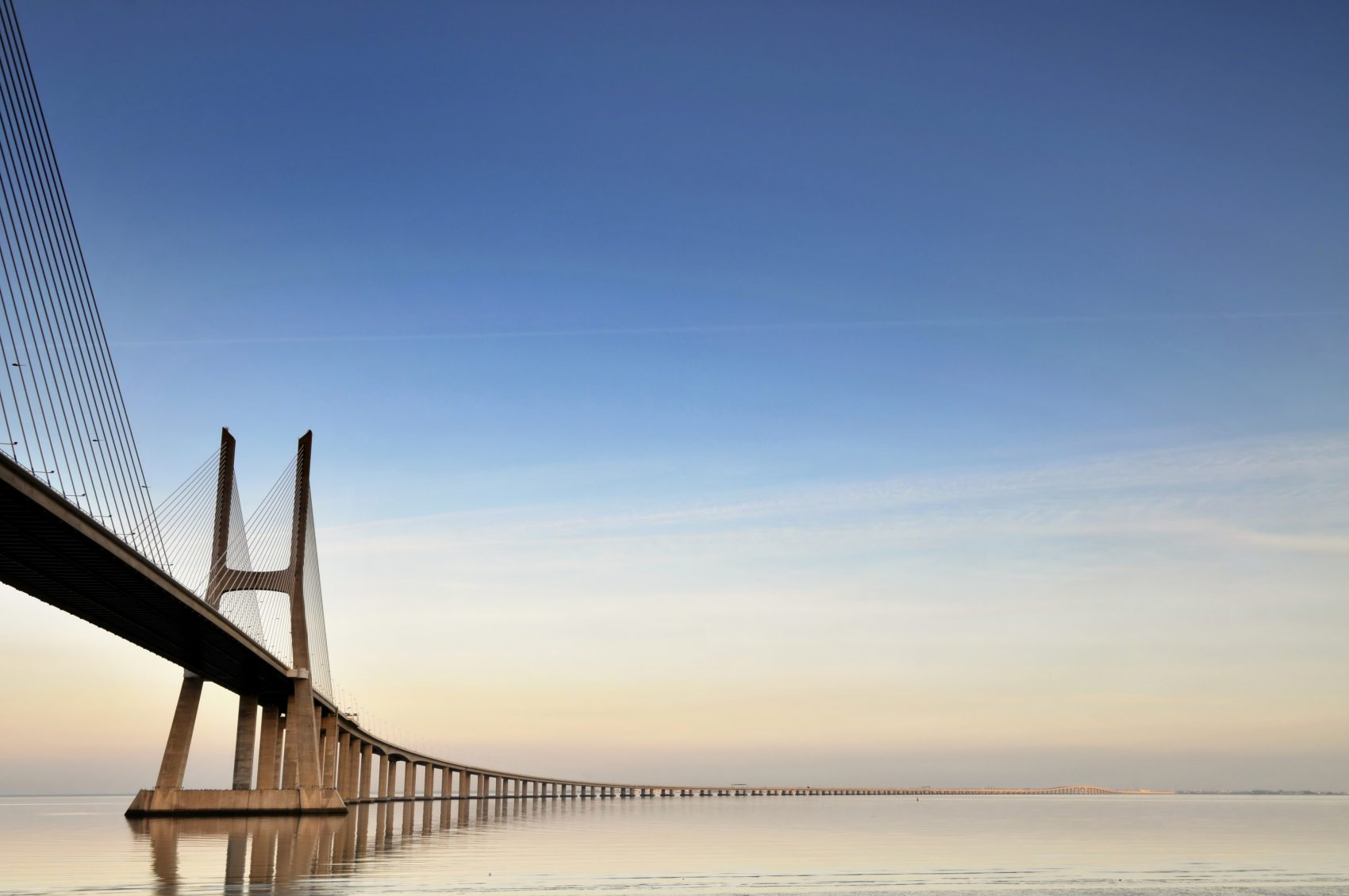 Longest bridge in Europe, Portugal