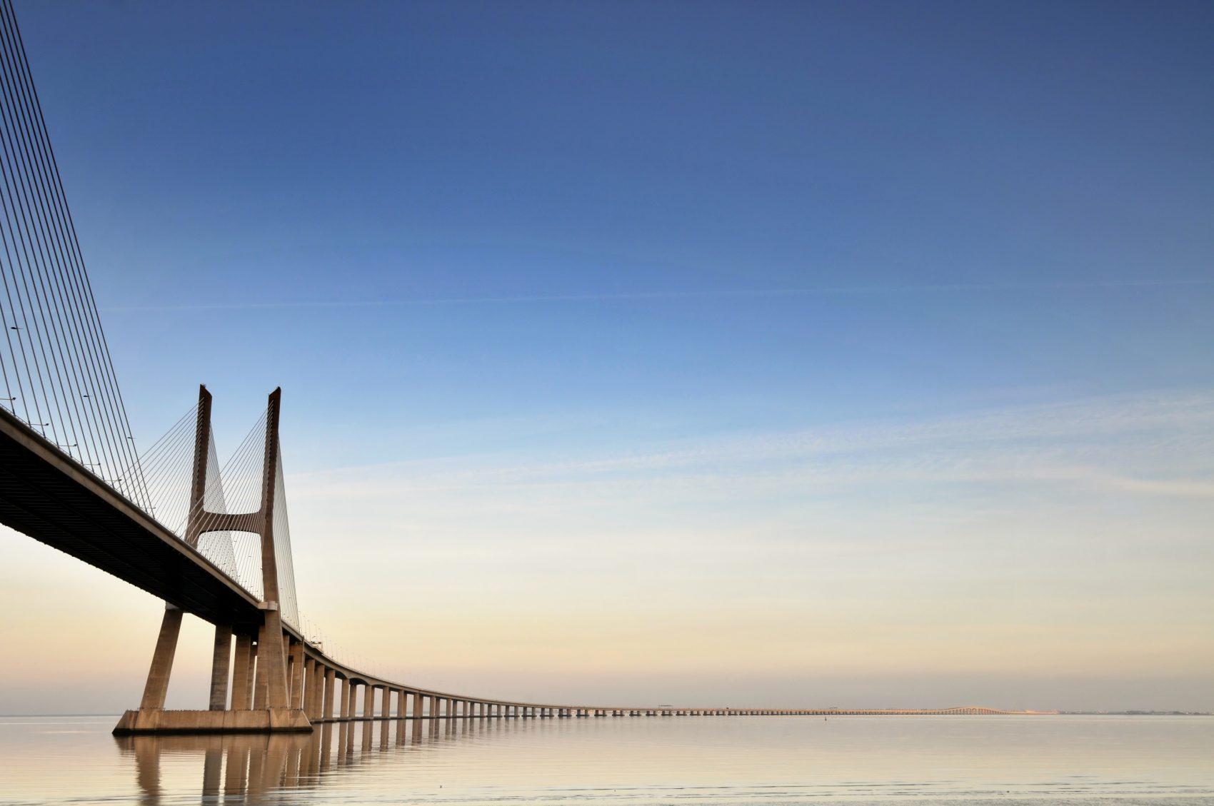 Longest bridge in Europe, Portugal
