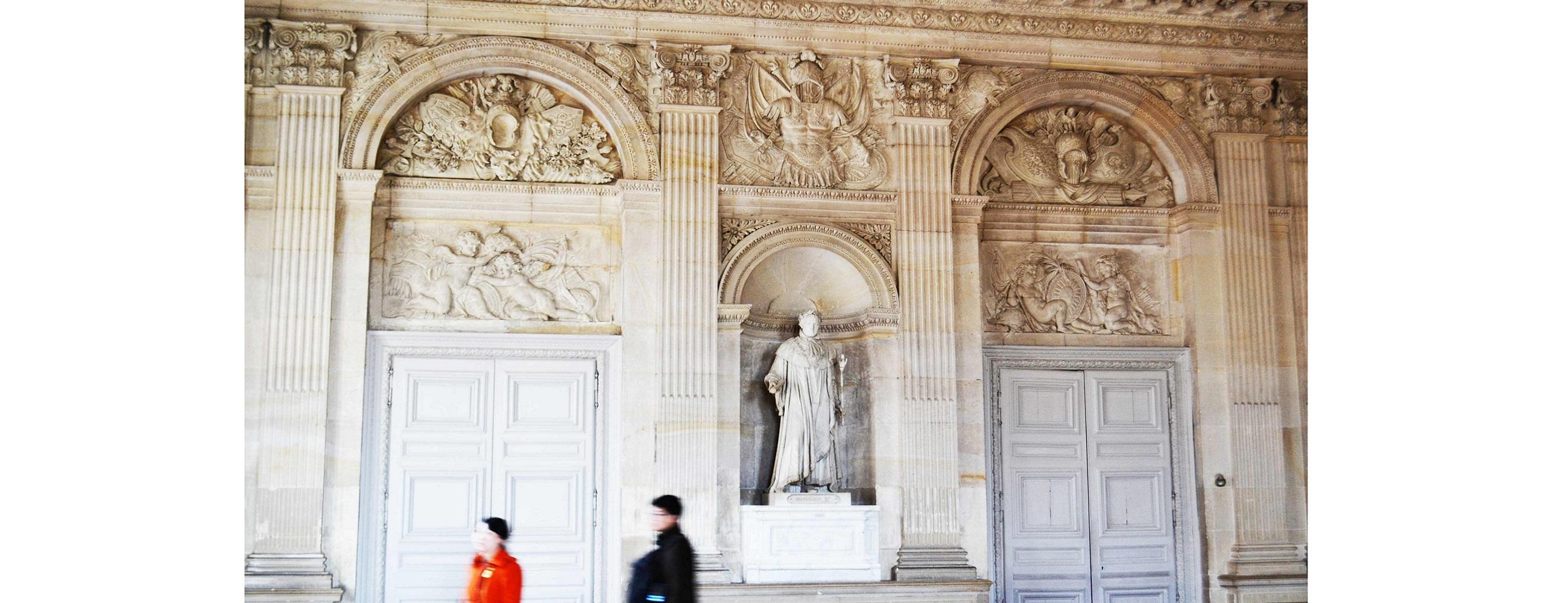 Paris-to-Varsailles