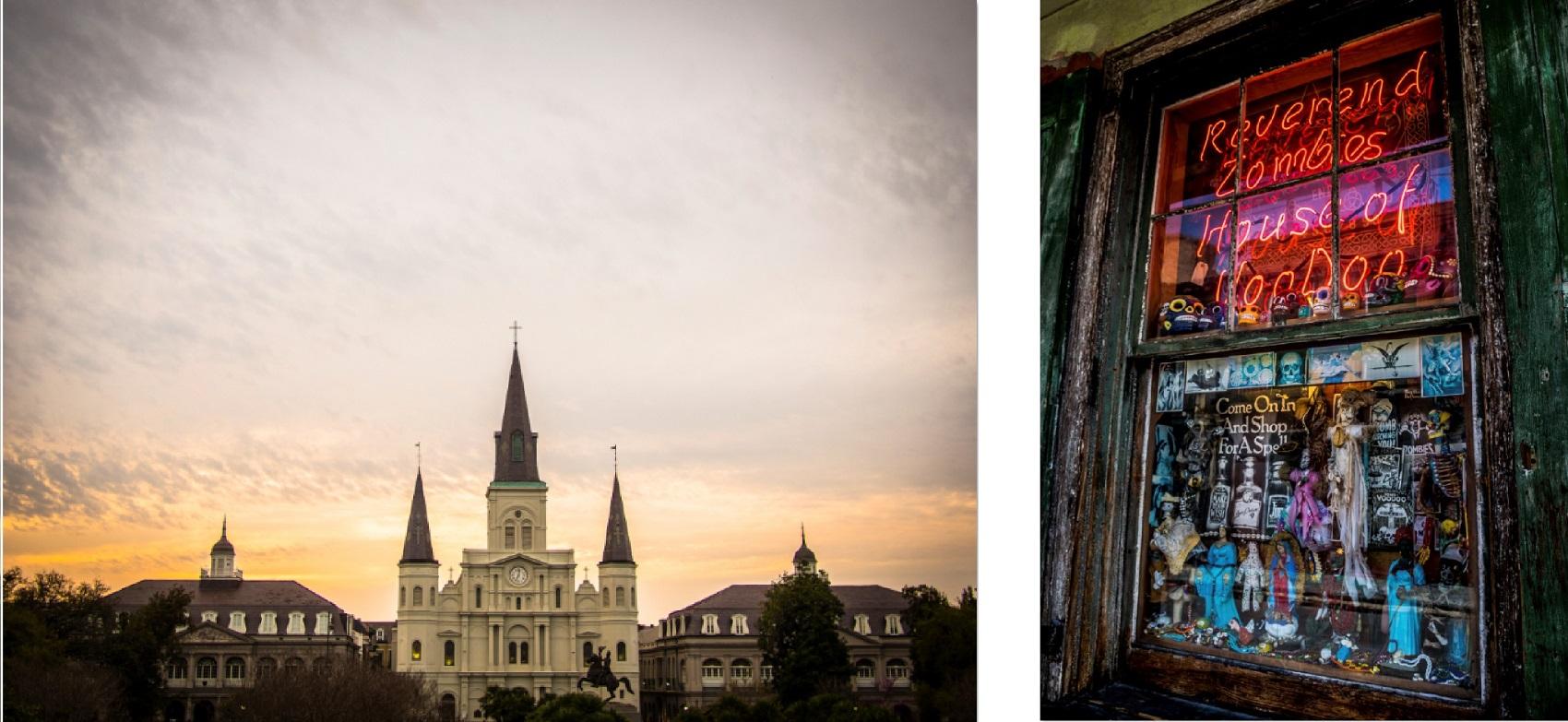 New Orleans Halloween tour