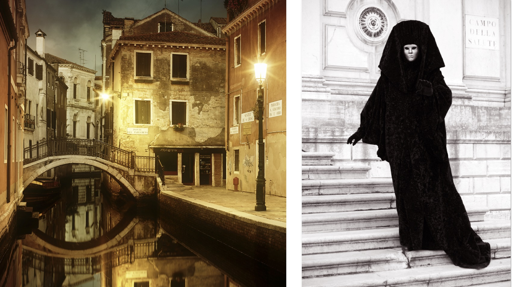 Halloween tours Venice