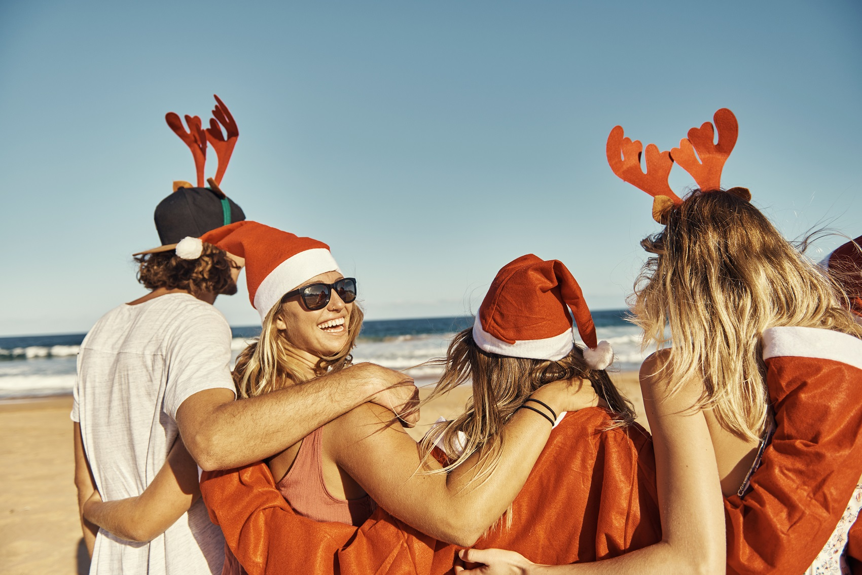 christmas-at-beach