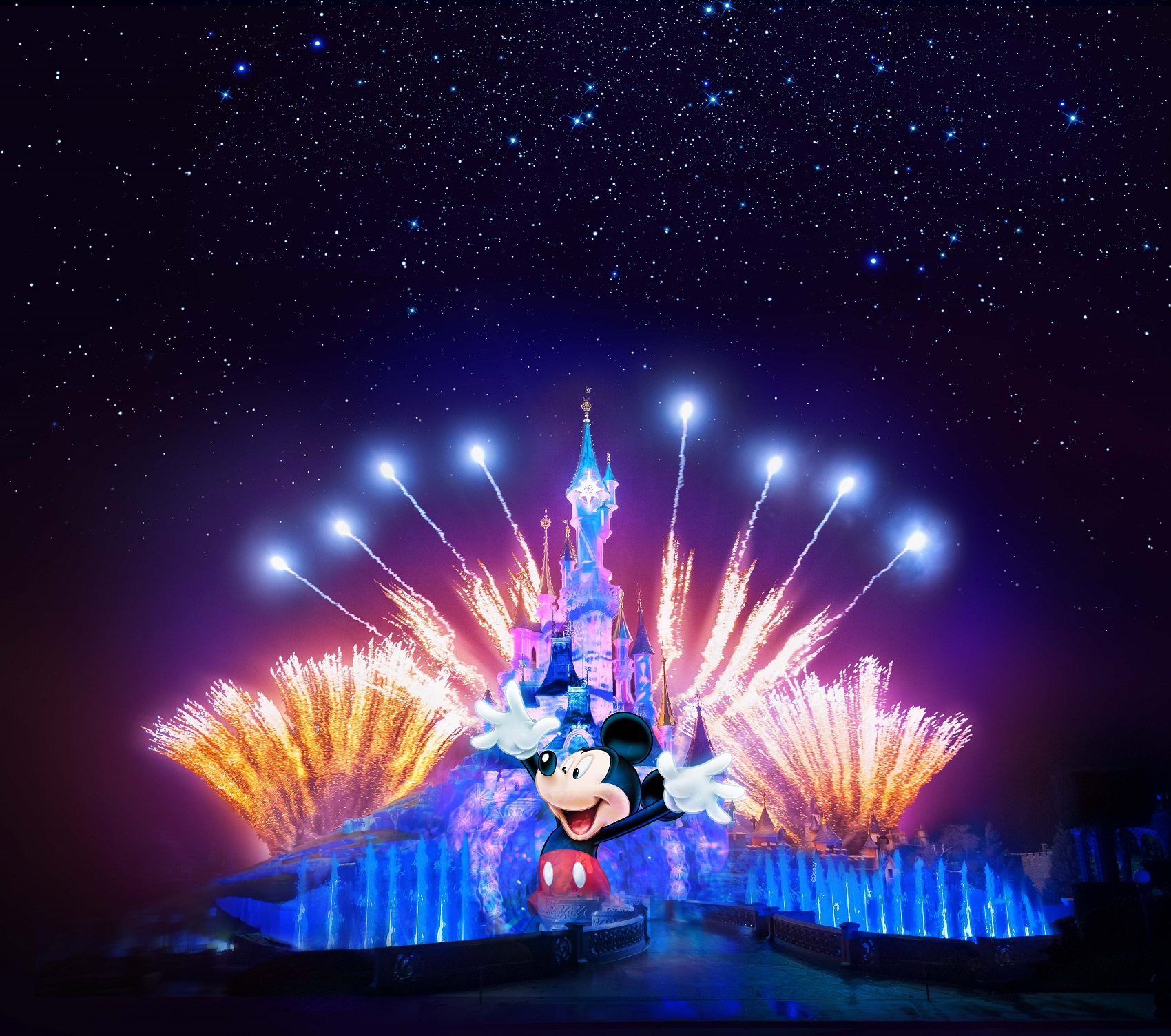 Disneyland Paris Turns 25 And The Celebrations Are Epic