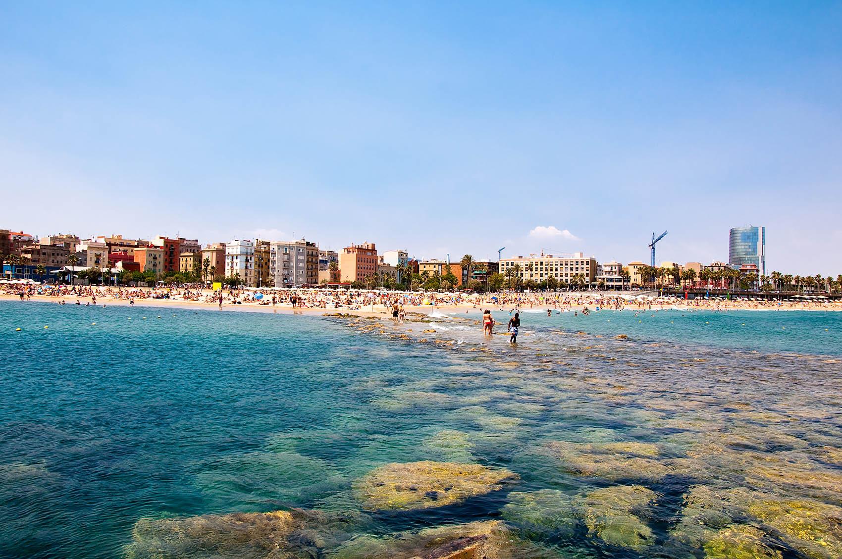 beaches-of-barcelona