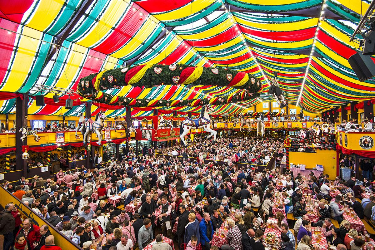 oktoberfest-tents