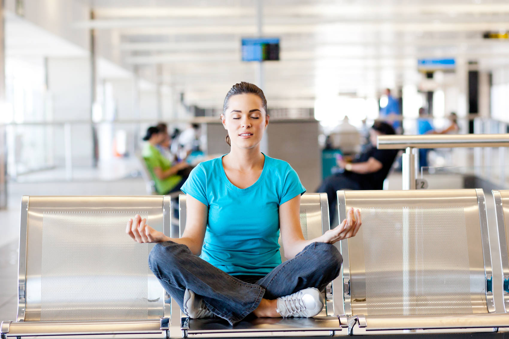 yoga-airport-stop-over