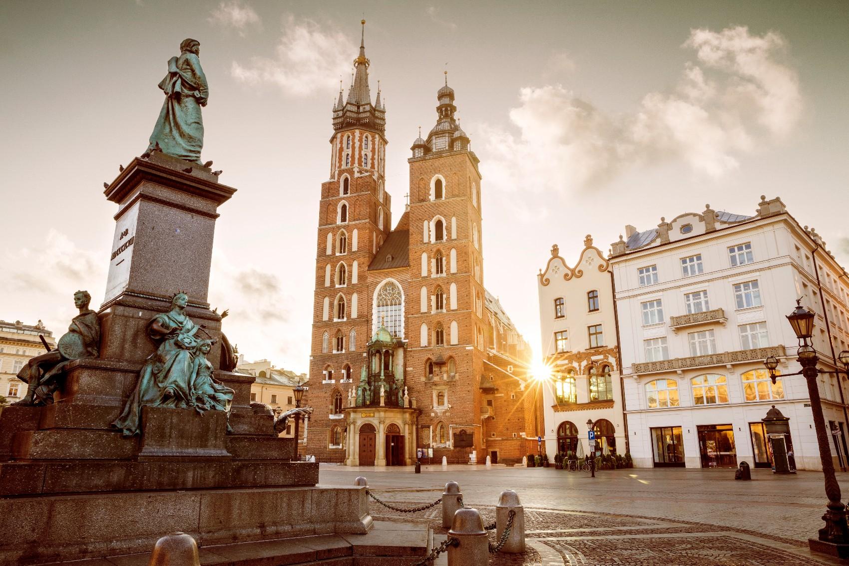 Krakow Ghost Tour