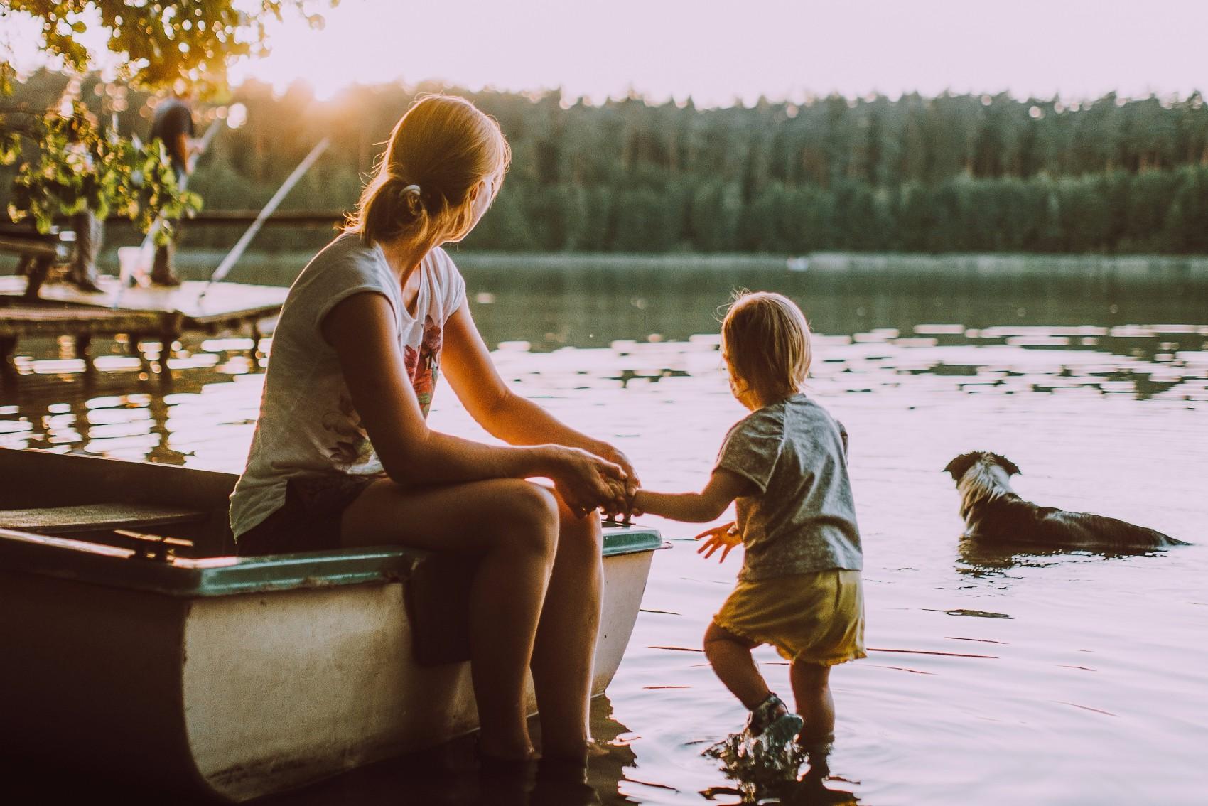 family travel kids