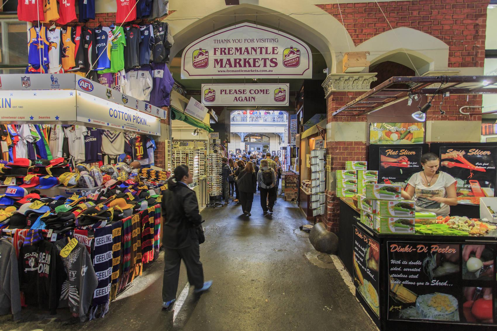 Western-Australia-Fremantle-Market