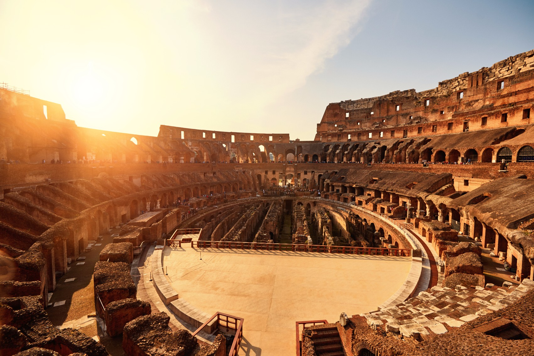 Ancient Rome Historical Facts