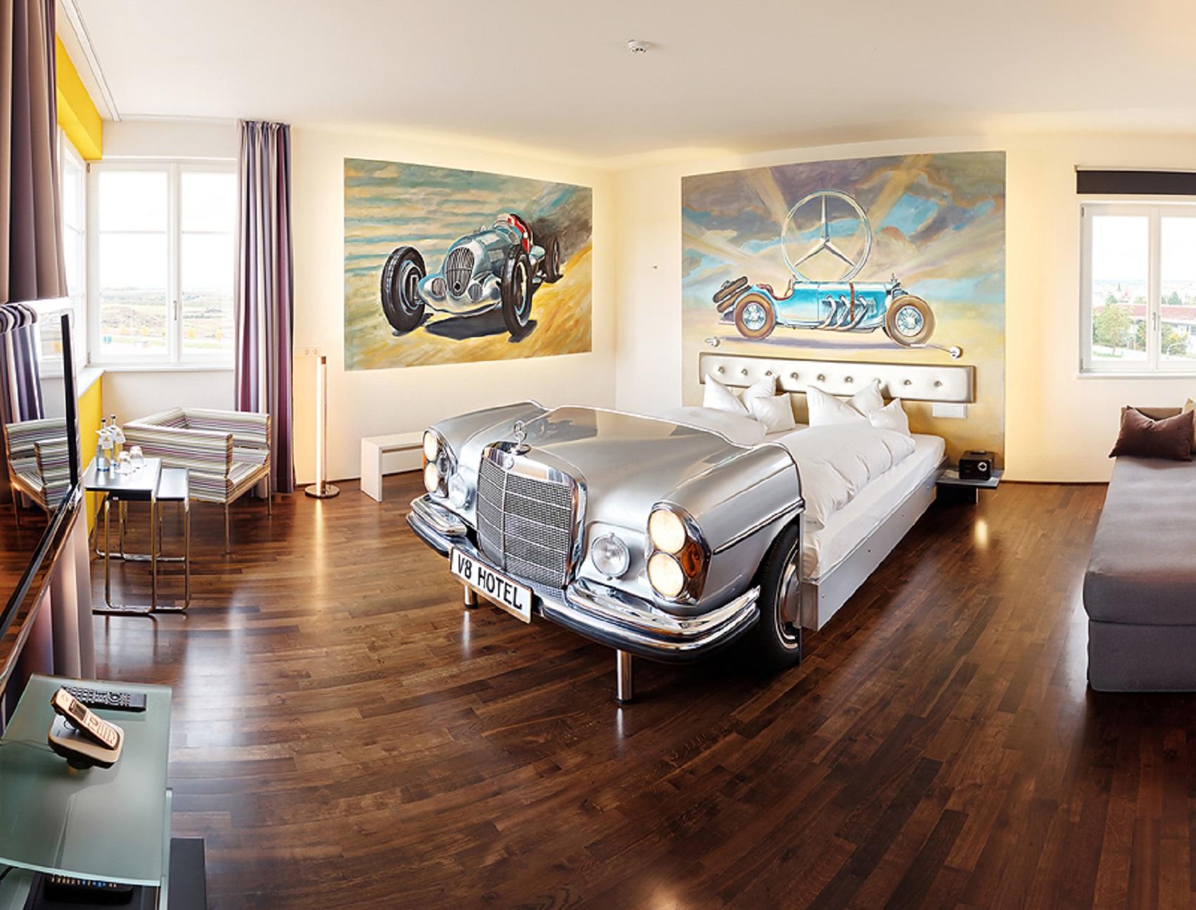 Hotel-V8-Stuttgart-Alemania