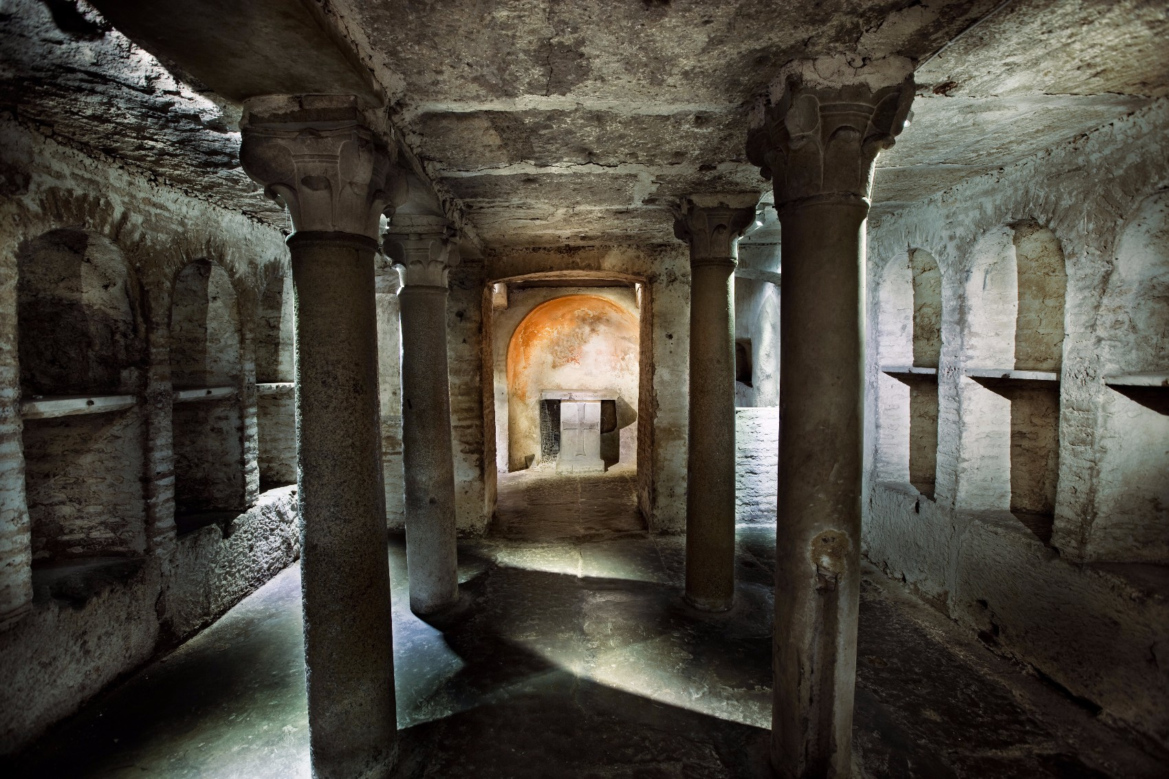 Rome Catacombs Historical Facts