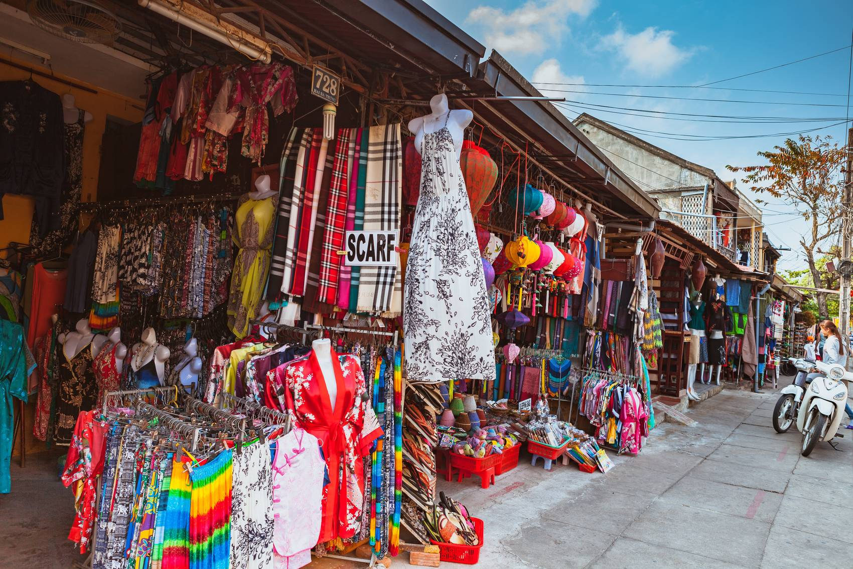 Hoi An-fashion-Vietnam