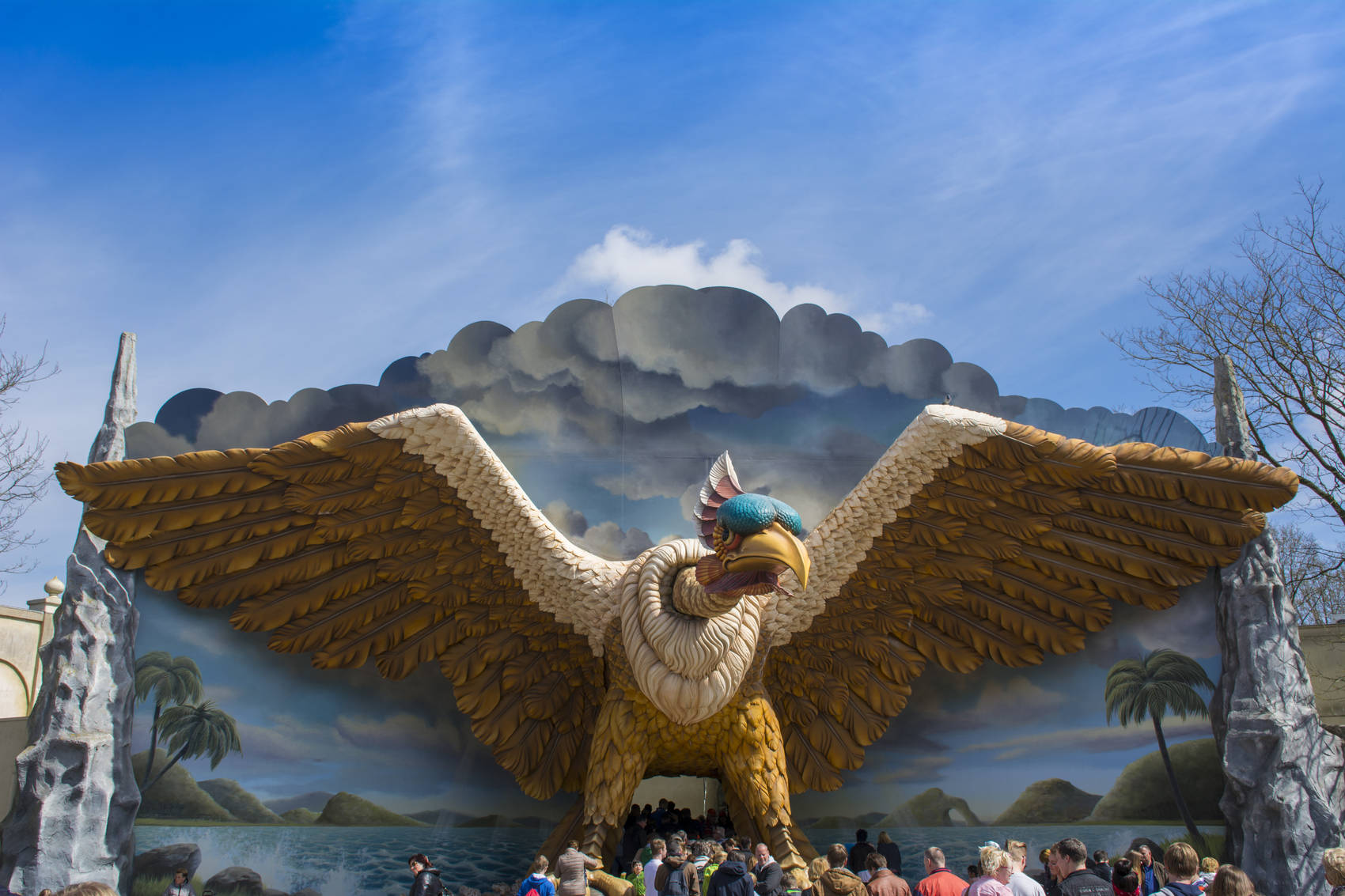 holland-eagle-ride-theme-park