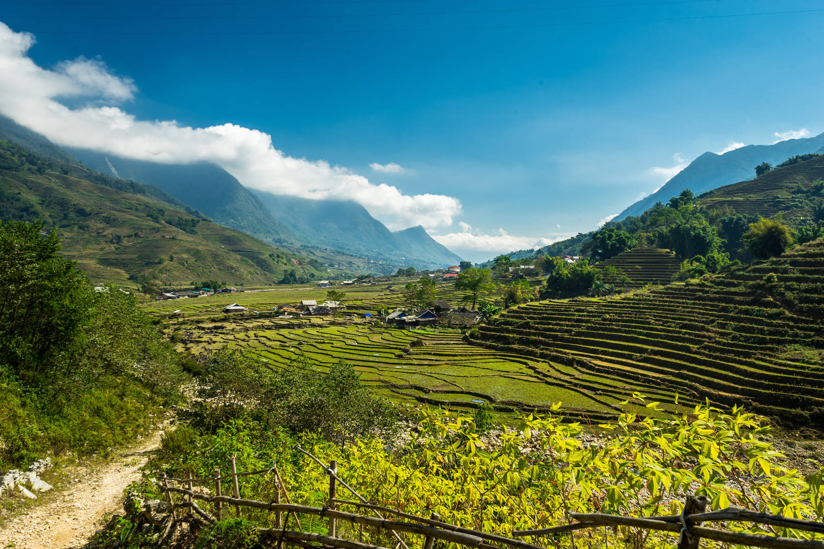 mountains-Vietnam