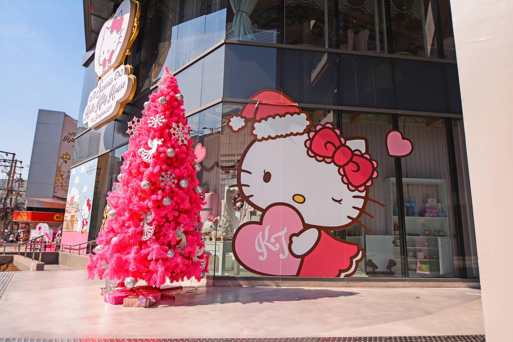 Christmas-in-Singapore-changi-airport