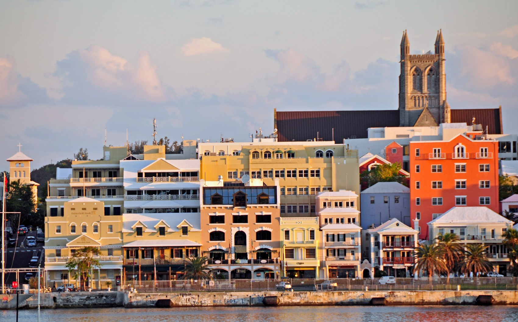 bermuda travel trending destination