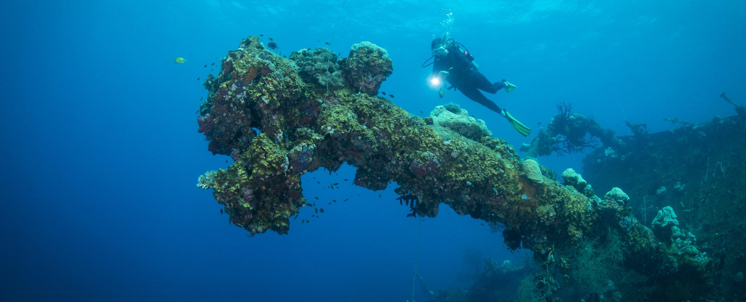 shipwreck travel
