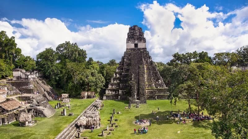 Latin-America-Tikal