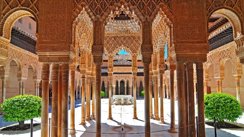 Alhambra-architecture
