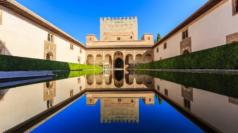 Alhambra-gardens