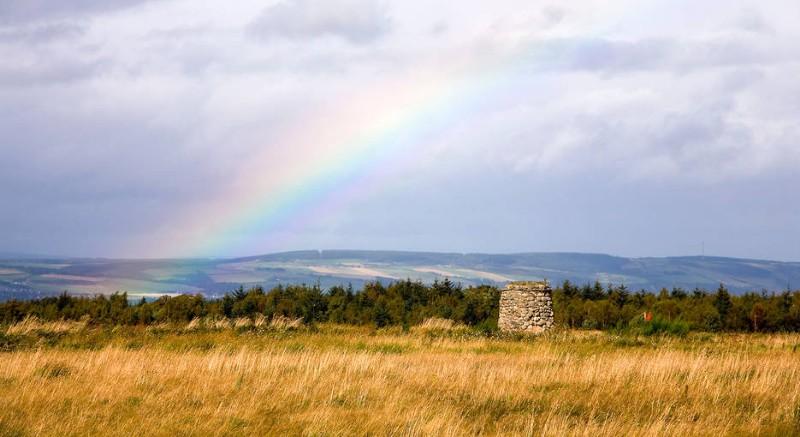 Culloden battleground scotland