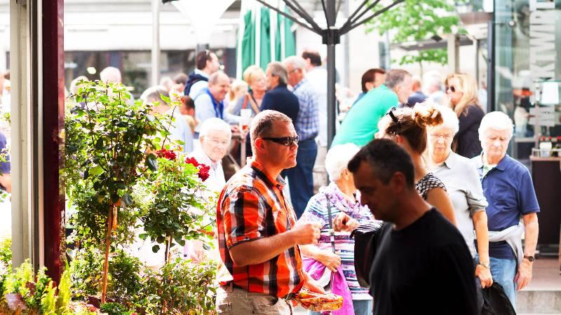 Dusseldorf-Carlsplatz-Markt