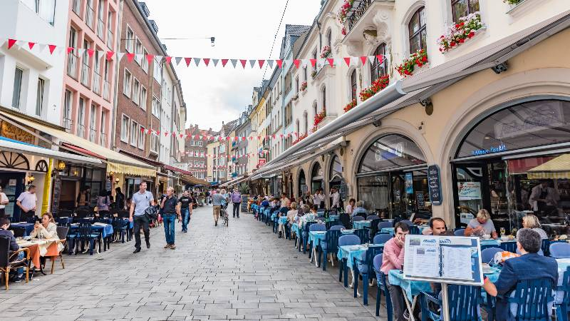Dusseldorf-Altstadt