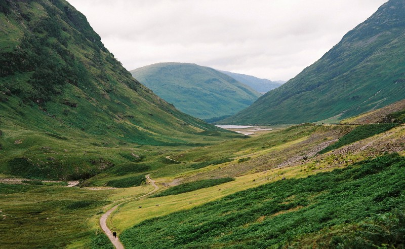 calling it why the scottish highlands is our favourite