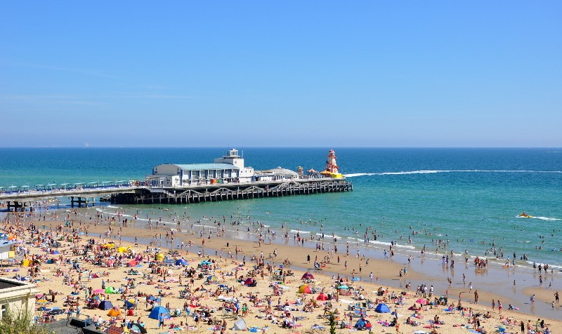 bournemouth travel experience