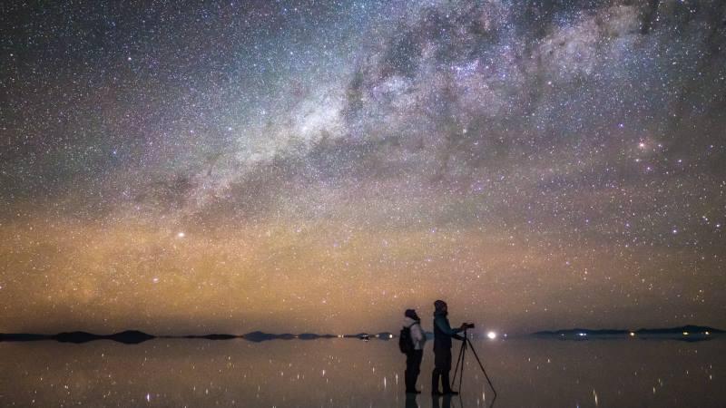 Stargazing-Bolvia