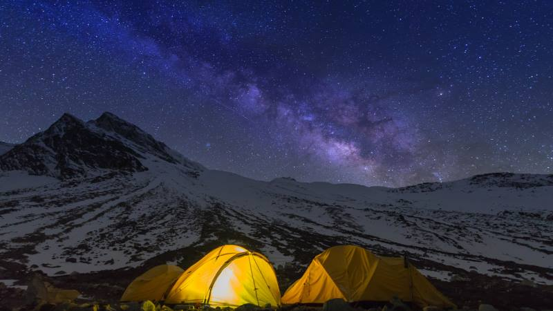 Stargazing-Nepal