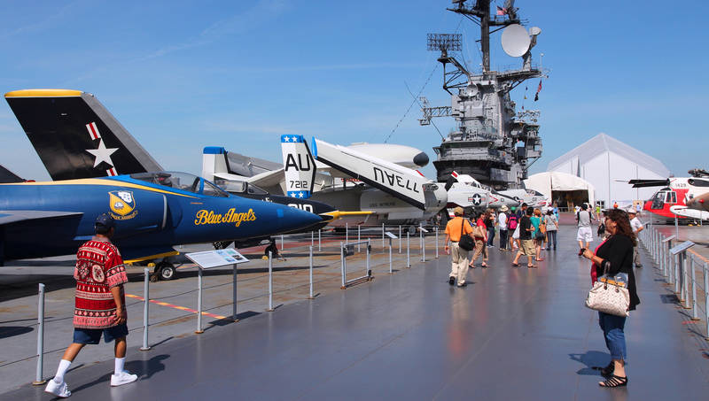 things to do in new york-already-done-everything-intrepid-museum