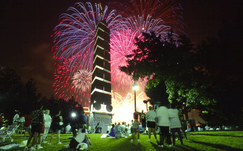 Top 5 Best Places To Watch Fireworks On 4th Of July Philadelphia