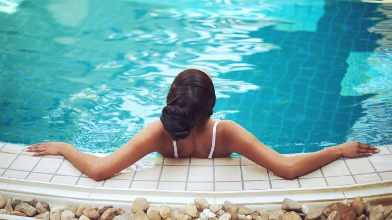 Rome-baths
