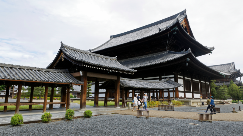 Kyoto-Tofuku-ji-Temple