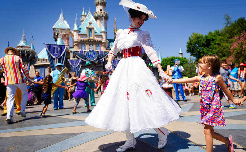 take-fantasy-tour-world's best theme parks-disneyland