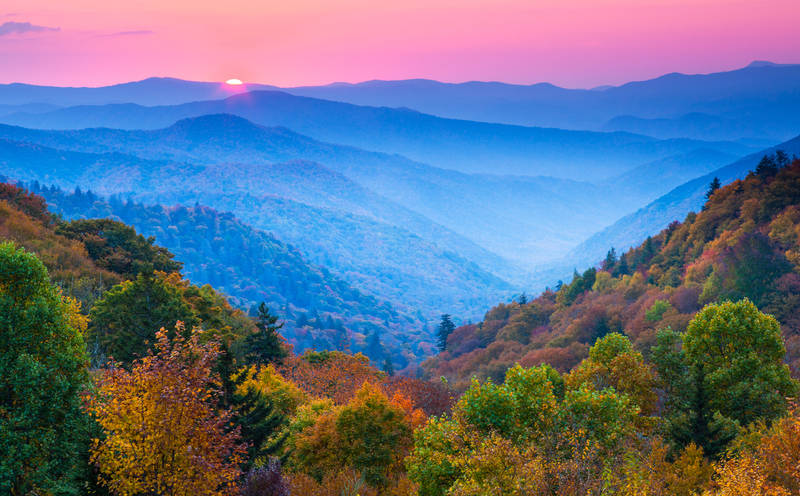 top-best places to see the leaves change-this-fall-smokies