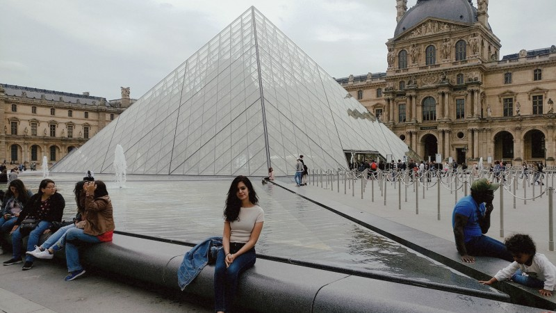 Jenny Louvre