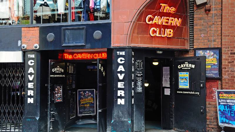 Liverpool-Cavern-Club